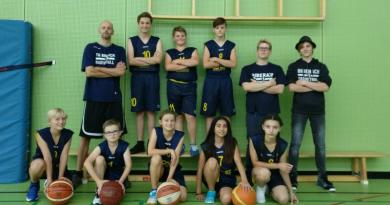 Auch die jungen Basketball-Biber nagen am Erfolg