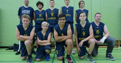 Erfolgreiches Wochenende für die U16